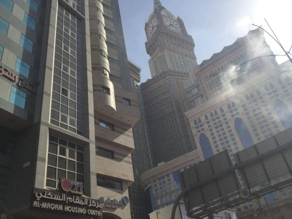 hotel swiss maqam